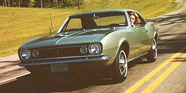 Full Story Of The First Camaro Ever Built