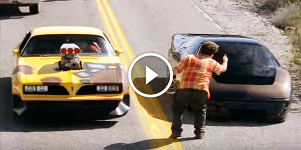 Good Car Movies: Enjoy In ONE OF THE BEST MOVIE CAR CHASE SCENES EVER