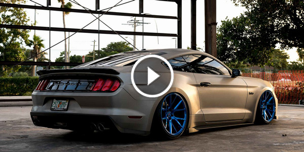 Roush Ford Mustang GT