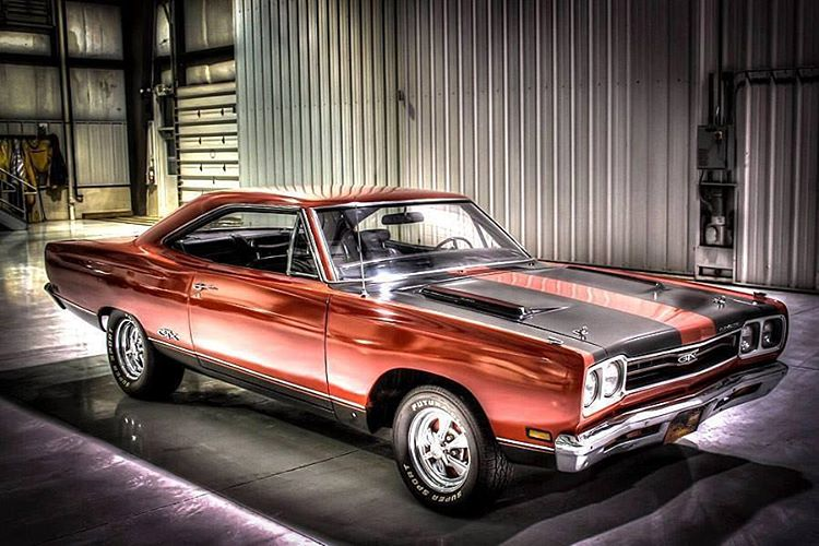 Man What An Awesome 69 Plymouth GTX!  car carshellip