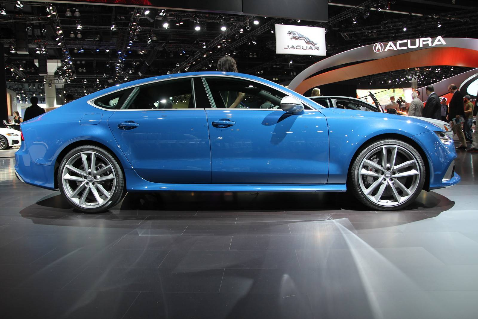 2016 Audi RS7 Performance At LA Show 2