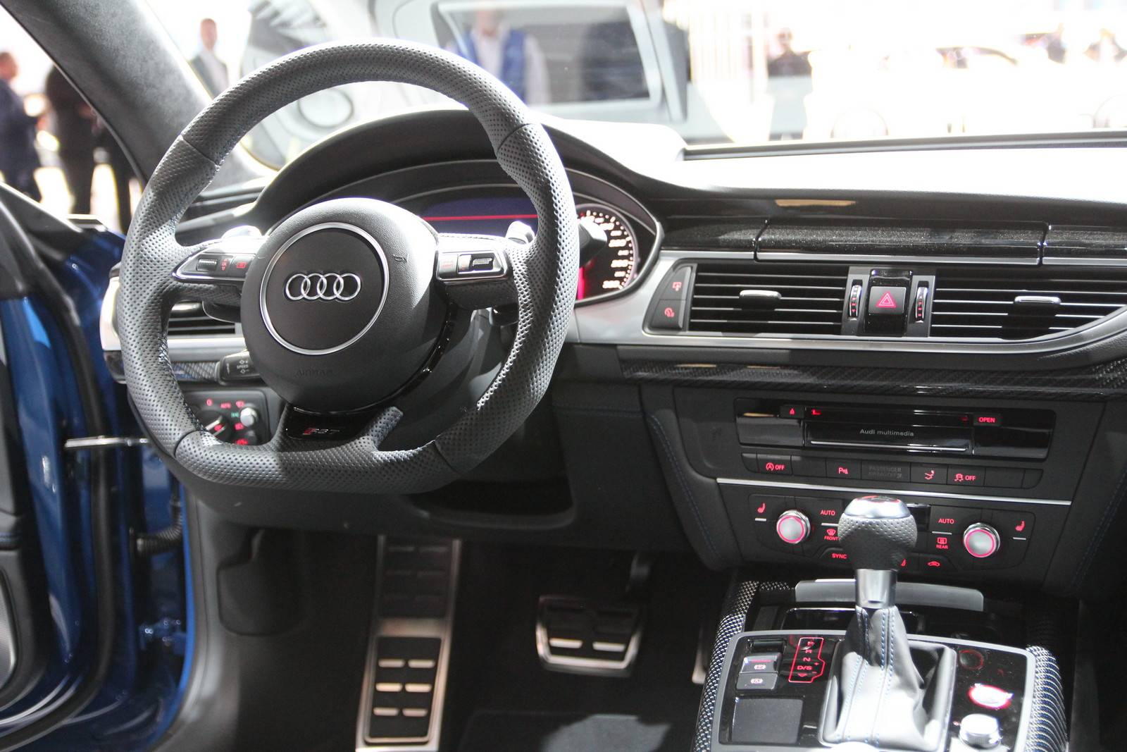 2016 Audi Rs7 Performance At La Show 7