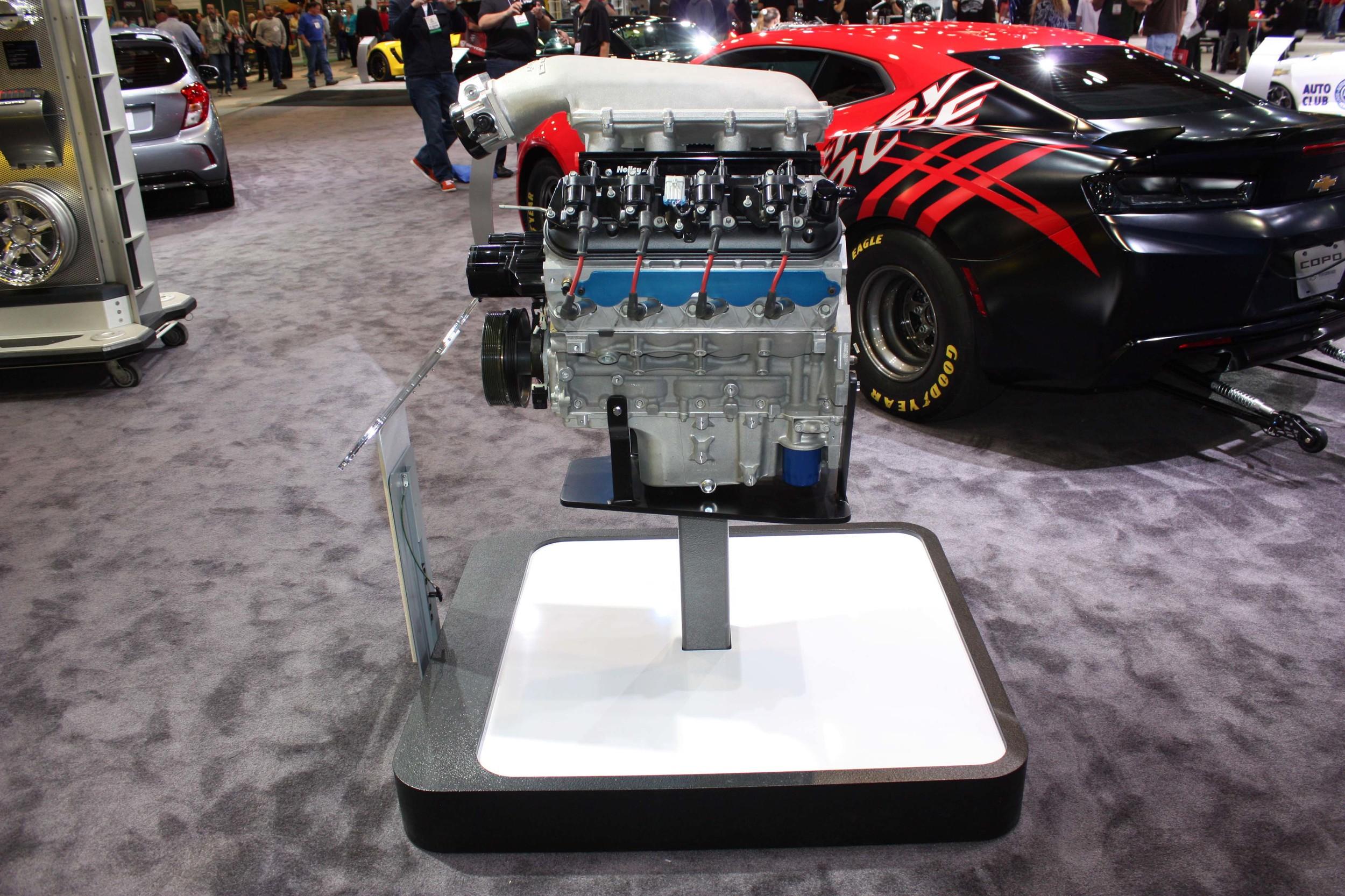 2016 COPO Chevrolet Camaro @ SEMA 8