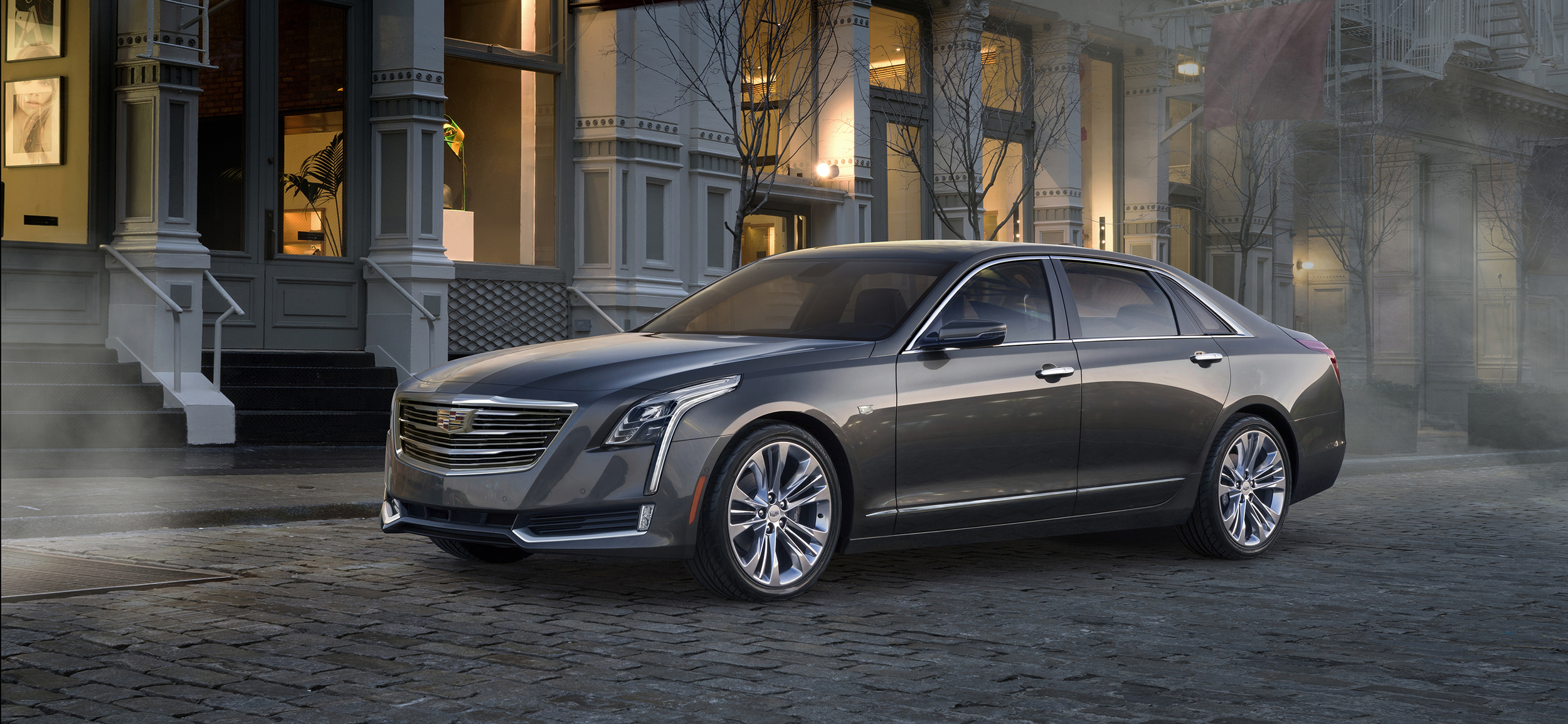 2016 Cadillac CT6 Various Underhood Variants 1