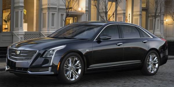 2016 CADILLAC CT6 Price Various Underhood Variants cover