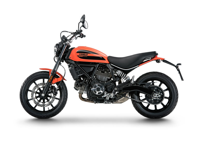 2016 Ducati Scrambler Sixty2 Starting Price $7995 1