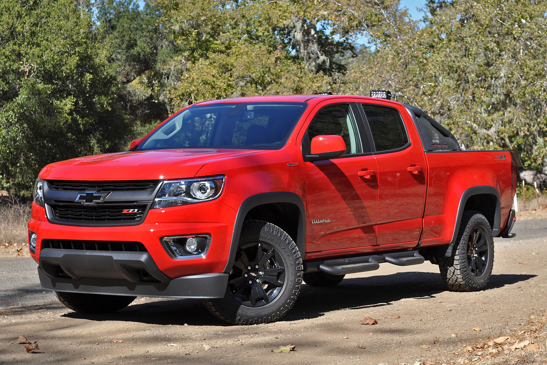 2016 chevrolet colorado GM 1
