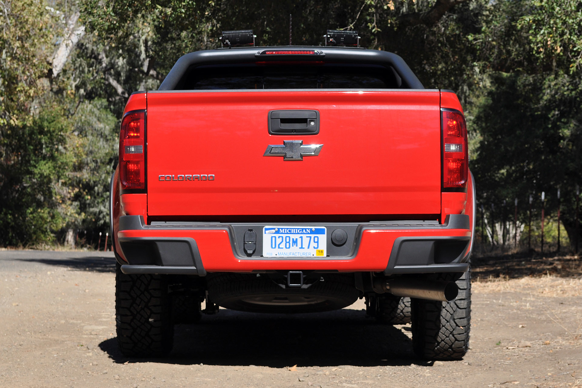 2016 chevrolet colorado GM 6