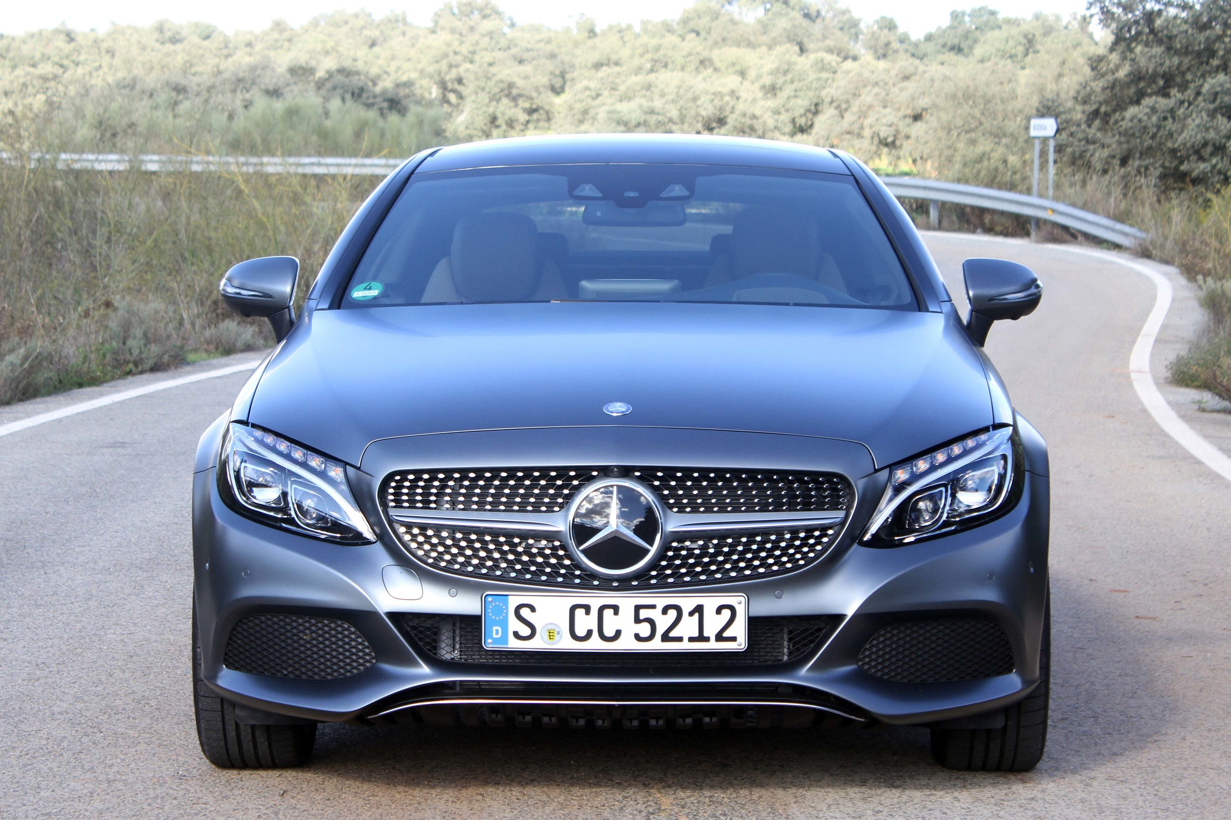 2017 mercedes benz c 300 coupe Quick spin 4