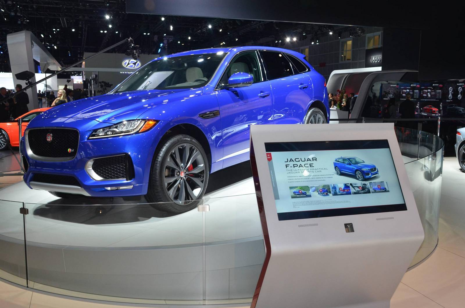3 Powertrain Models Of Jaguar F-Pace 3