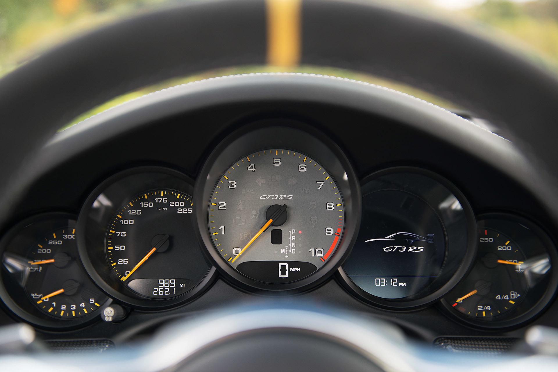 500 Horses 2016 Porsche 911 GT3 RS 11