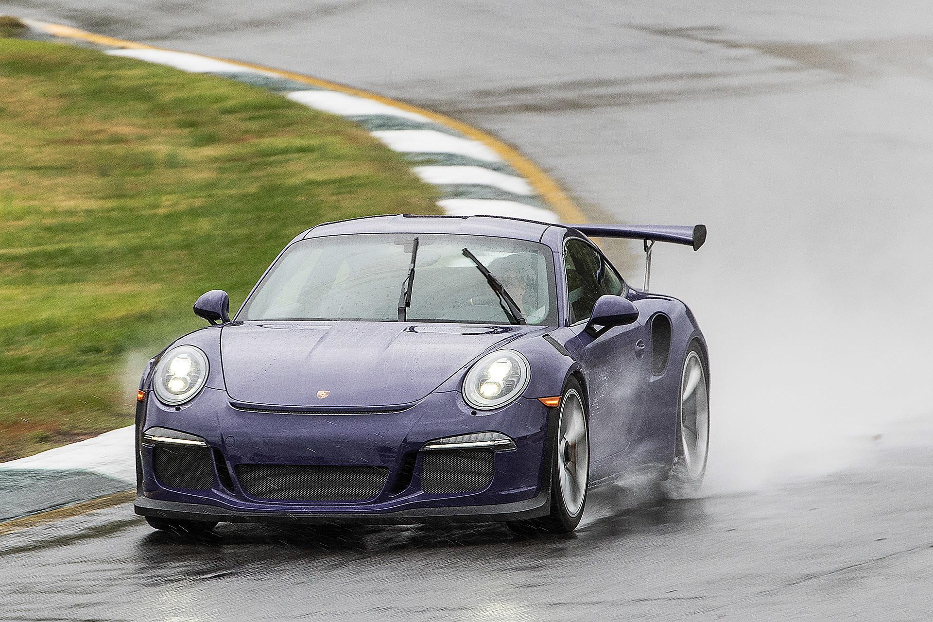 500 Horses 2016 Porsche 911 GT3 RS 4