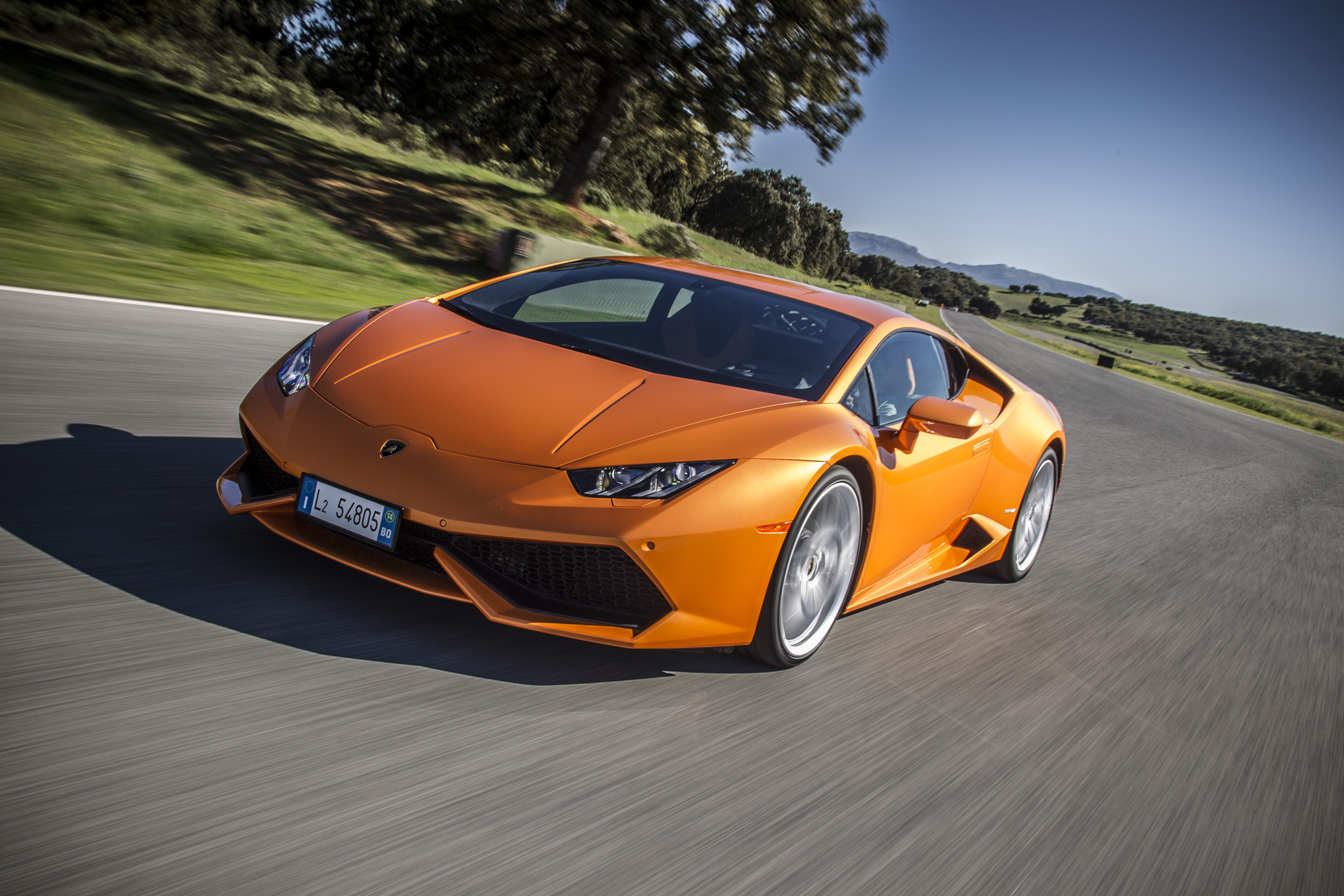 New Modifications For The 2016 Lamborghini Huracan 2