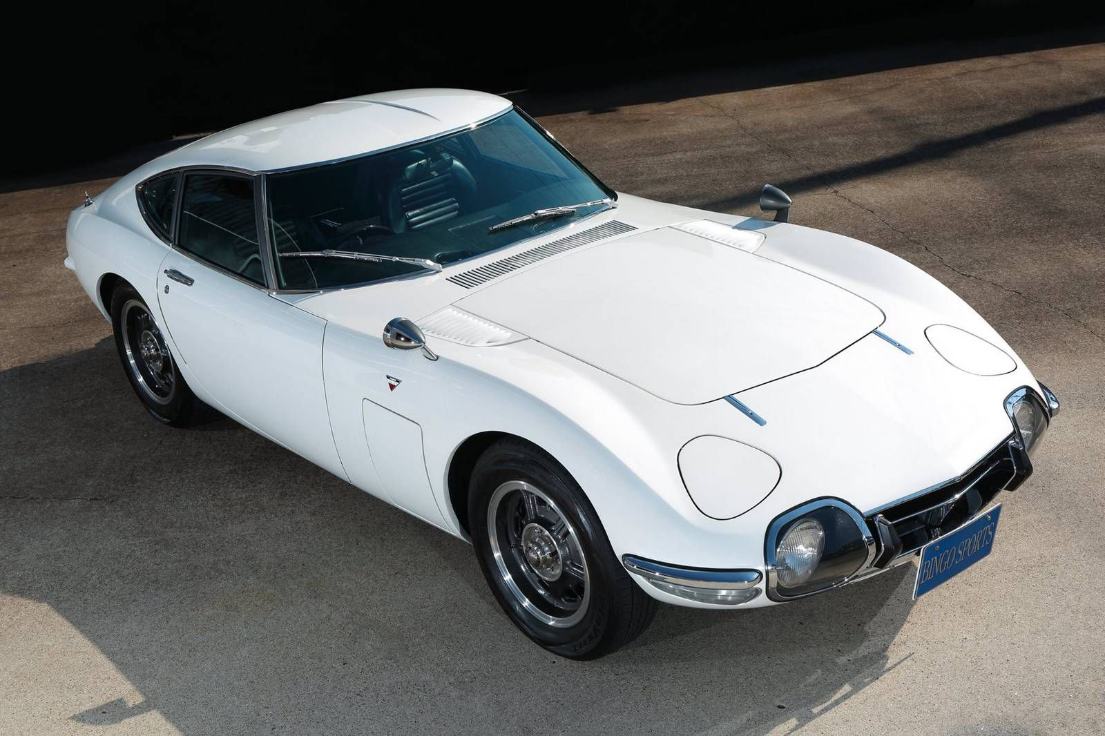Rare Toyota 2000 GT Goes On Sale 1