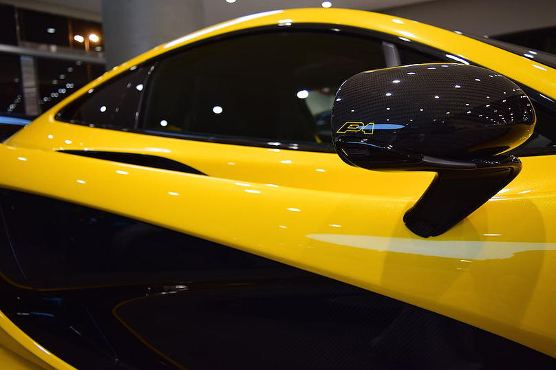 Remarkable Yellow McLaren P1 On Sale By Seven Car Lounge 8