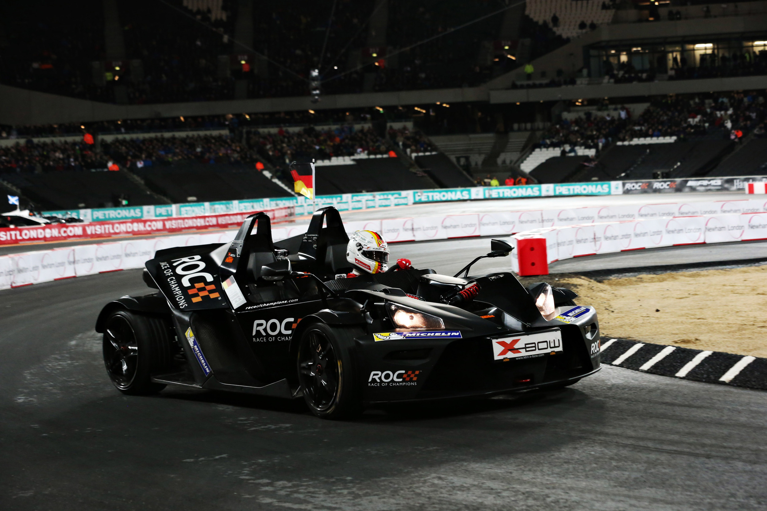 Sebastian Vettel 2015 Champion Of Champions 5