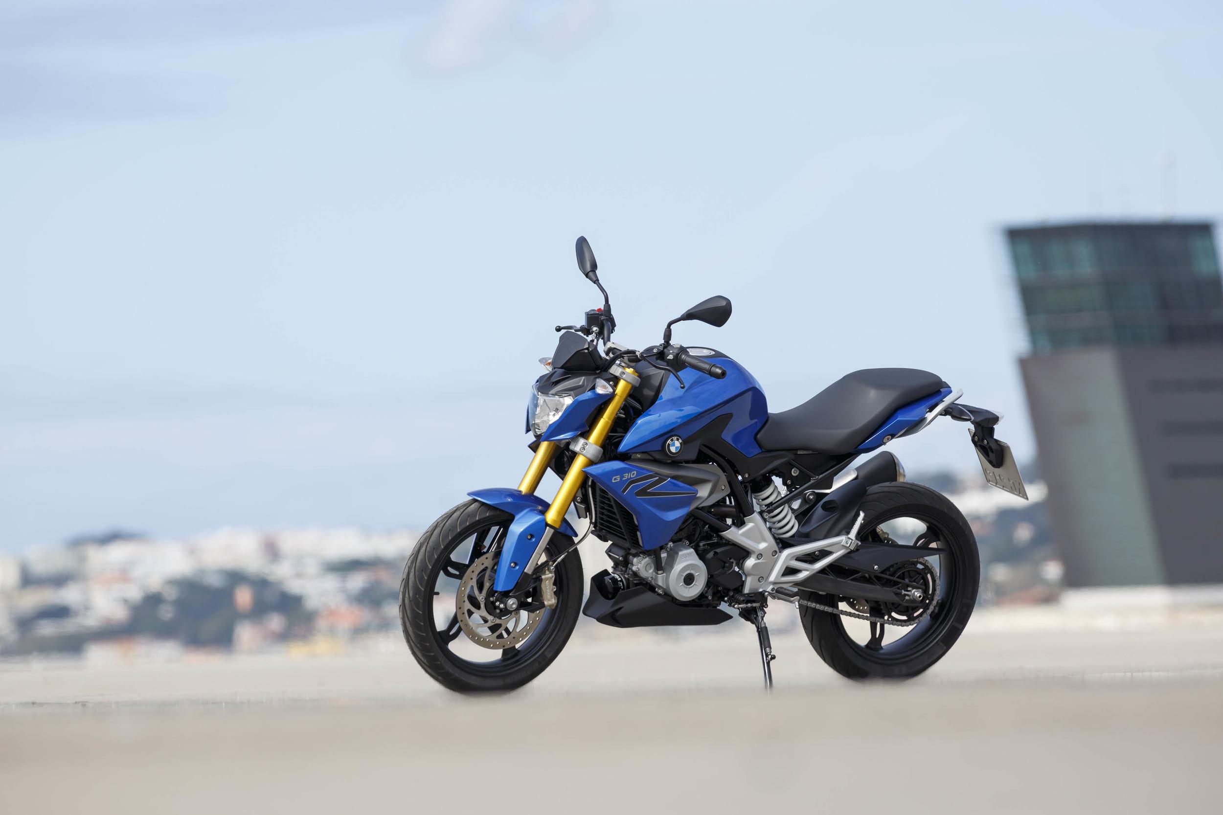 BMW 310r мотоцикл #3