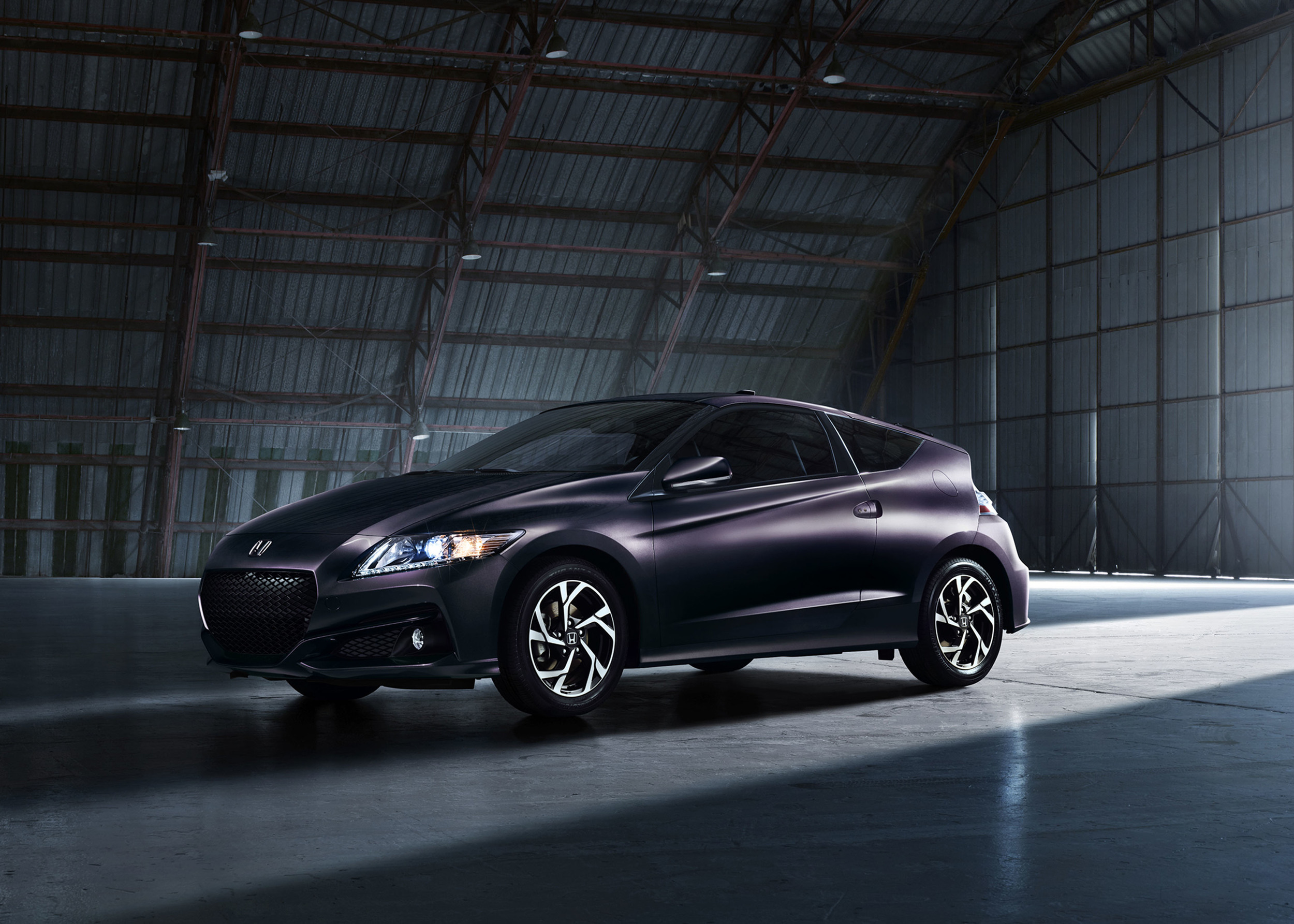 Tech & Exterior Tweaks For The 2016 Honda CR-Z 2