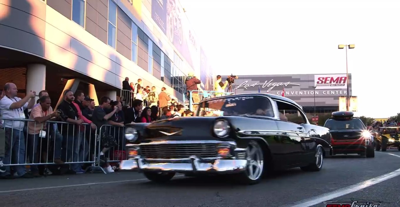 Two Minute Recapitulation Of 2015 SEMA MOTOR SHOW 4