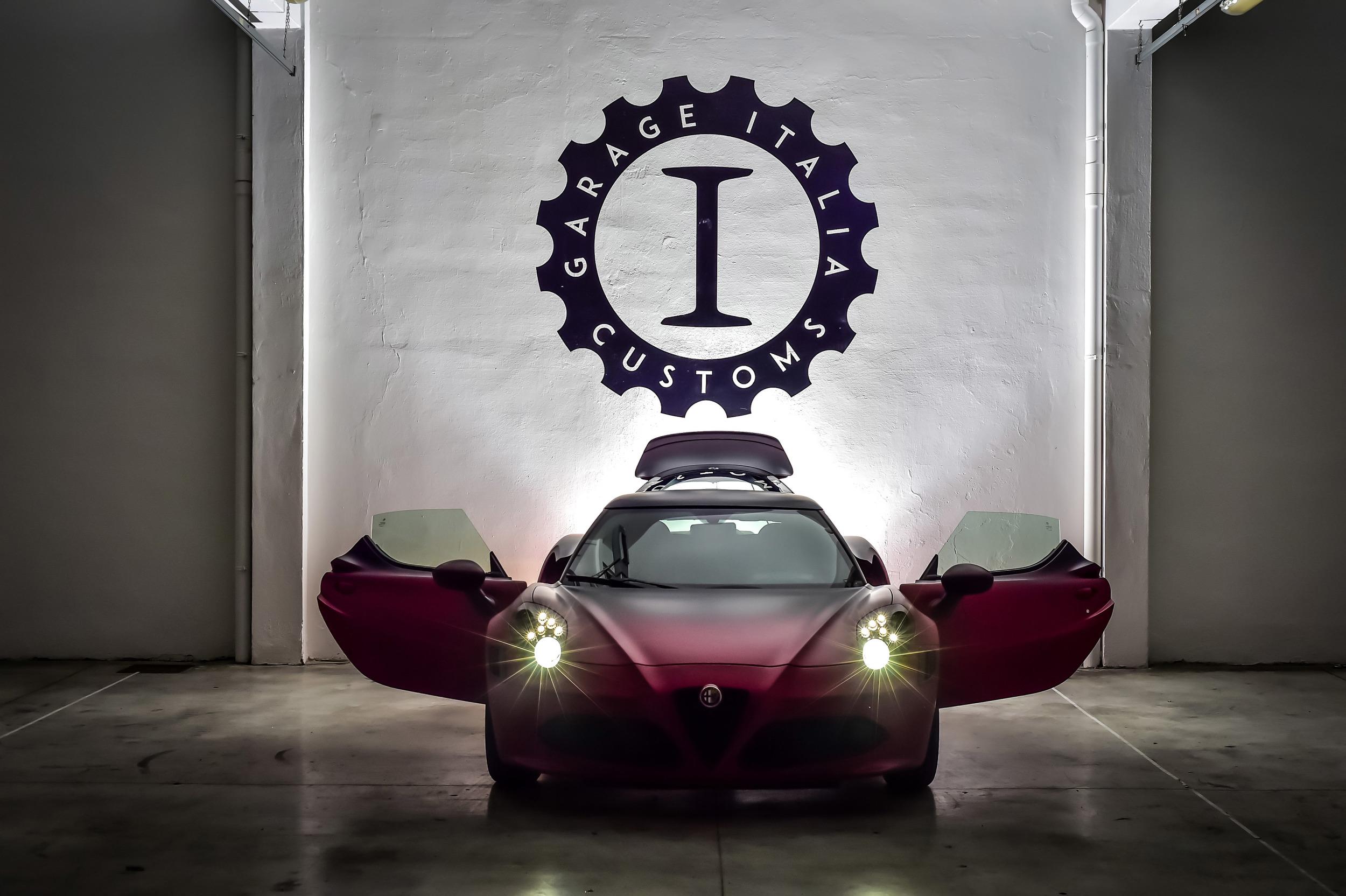 alfa romeo garage italia 1