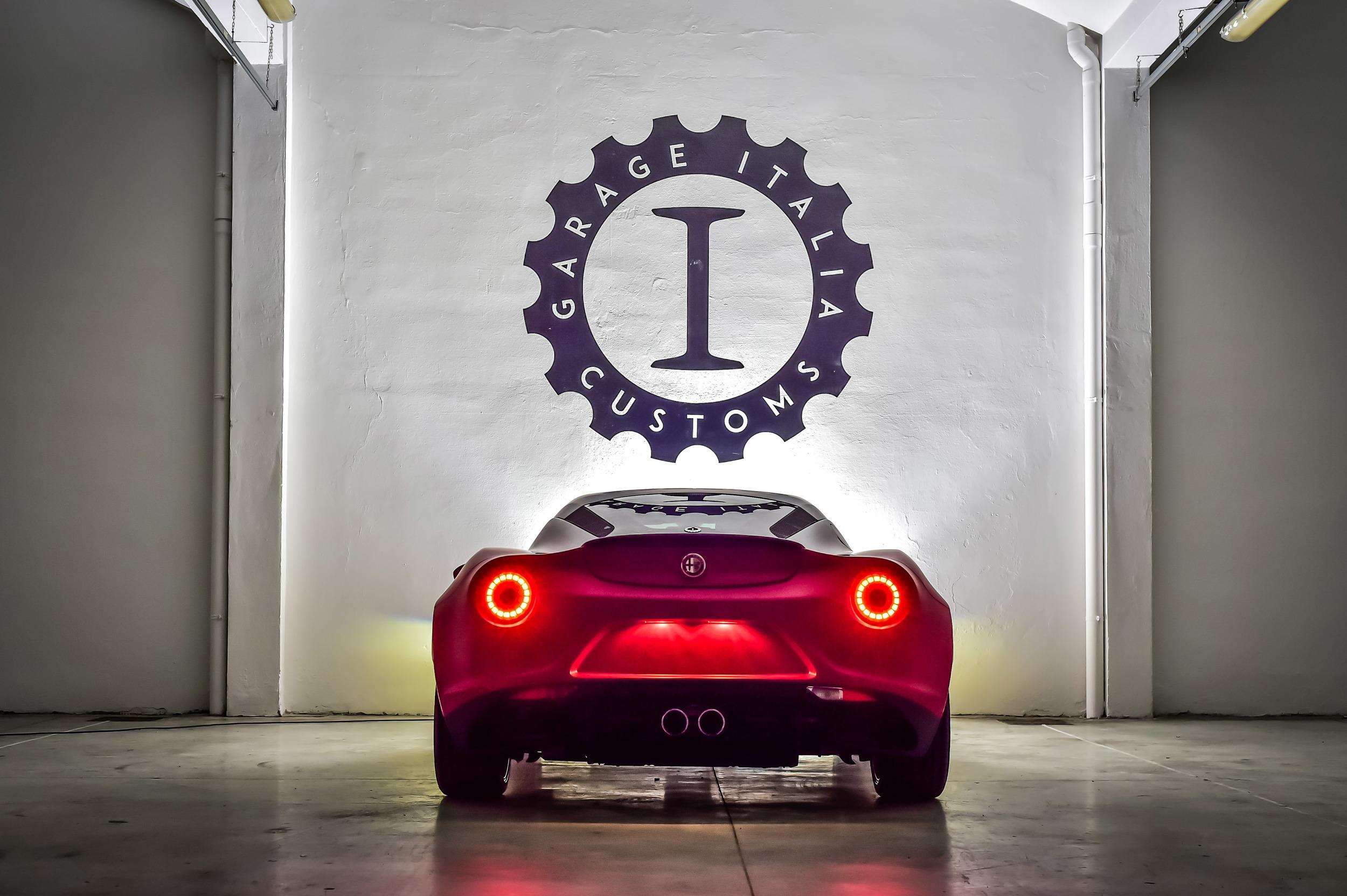 alfa romeo garage italia 2