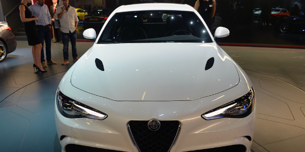 alfa romeo GIULIA Sedan delay TN