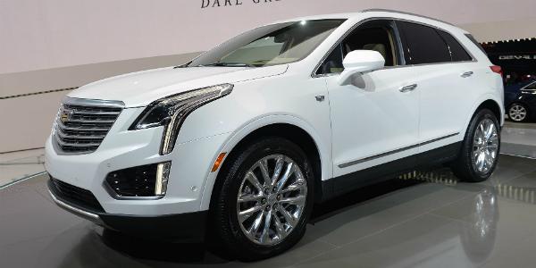 2017 Cadillac XT5 Crossover la auto show 2015 TN