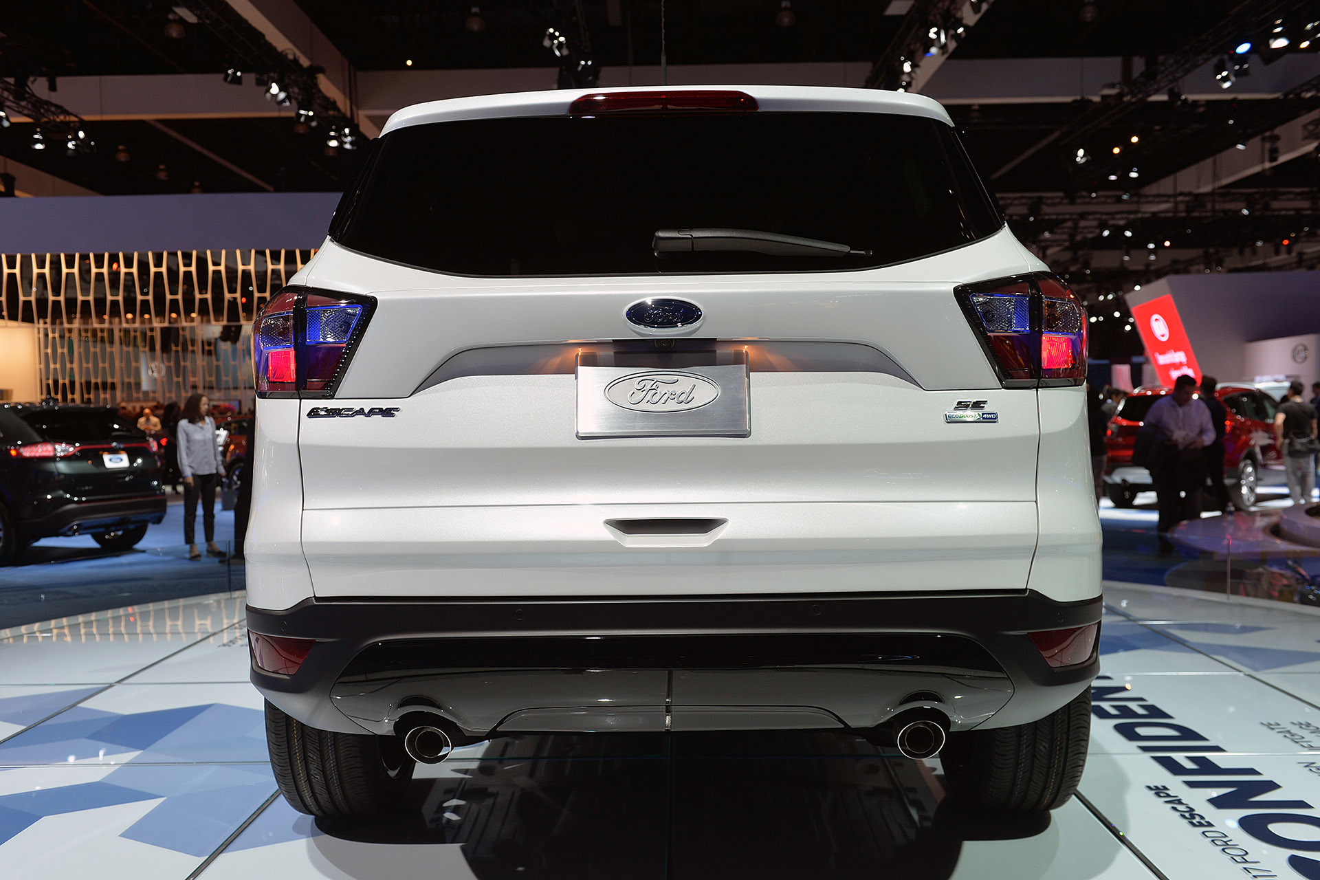 ford escape 2017 la 7