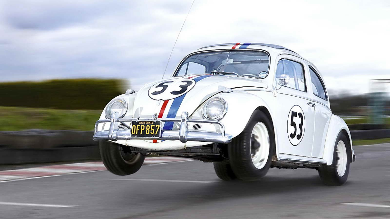 herbie the love bug cover
