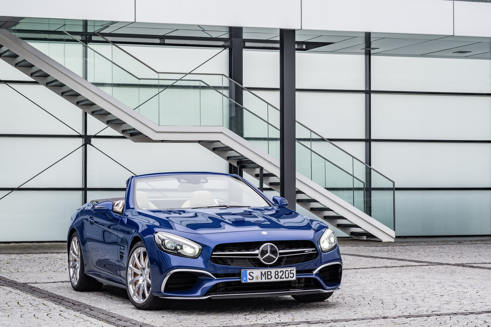 mercedes sl 2017 leak la debut cover