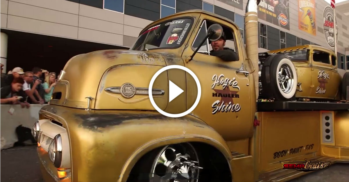 truck 2015 SEMA SHOW