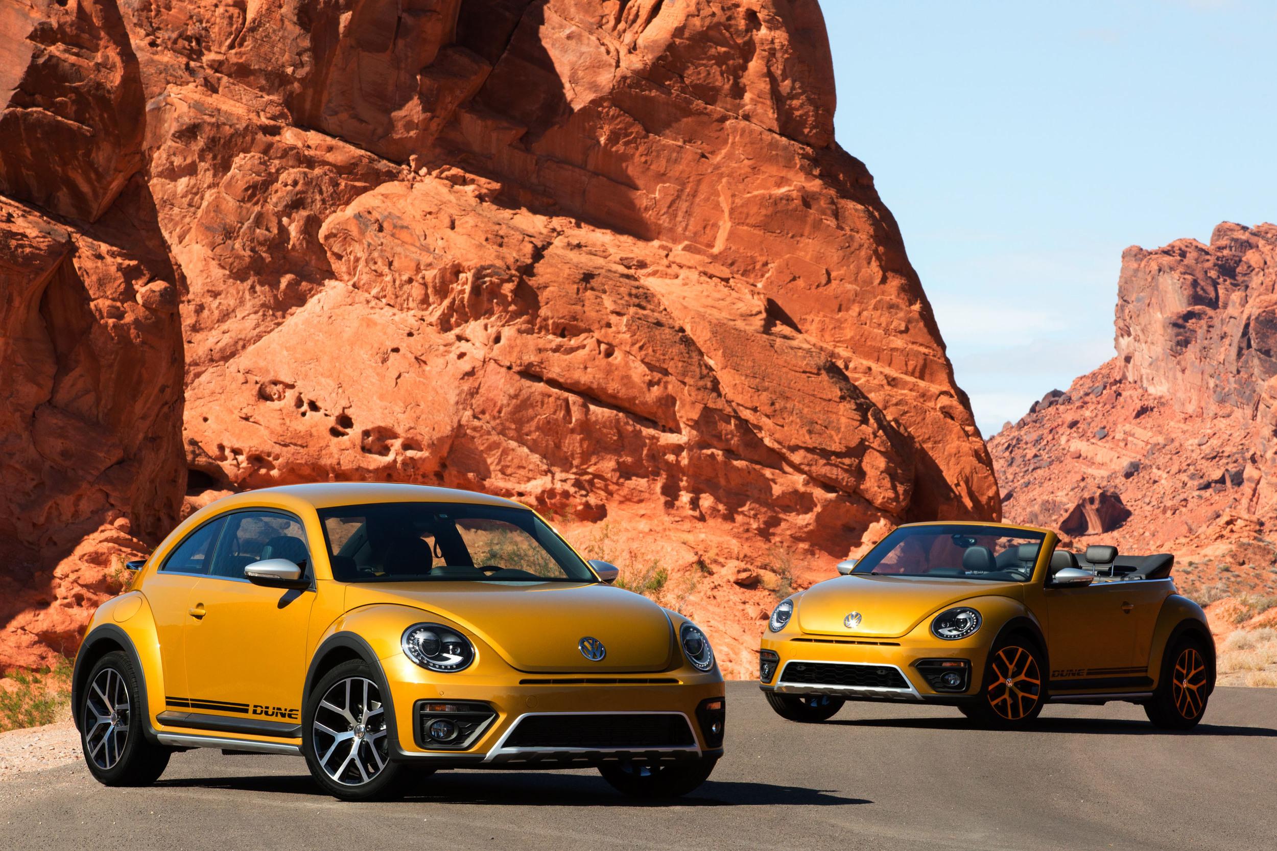 volkswagen beetle dune desert cover