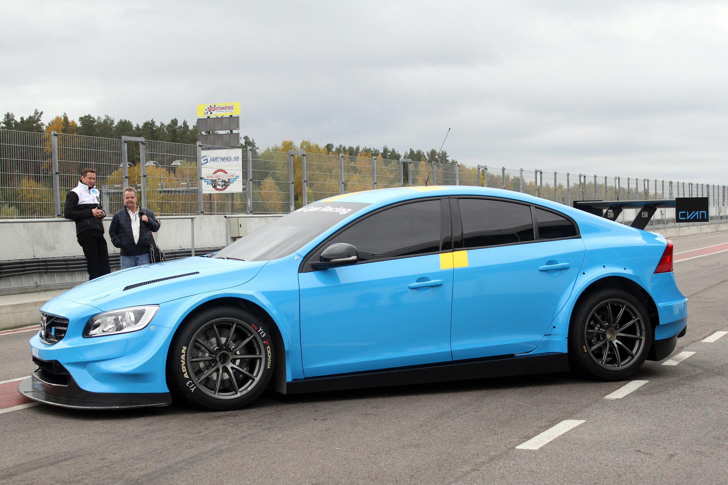 volvo racing 4