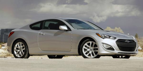 2013 Hyundai Genesis RECALL