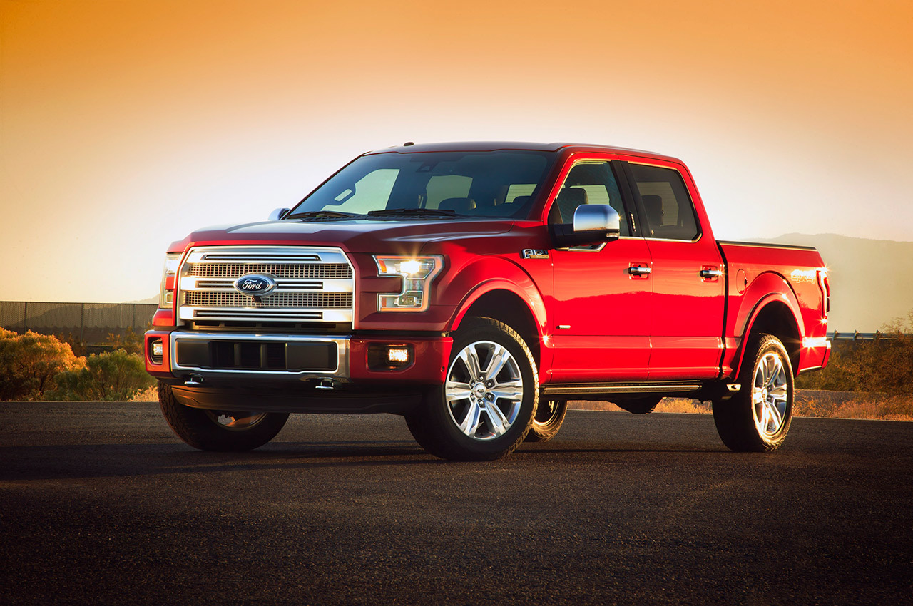 2015 Ford F-150 Recall 1