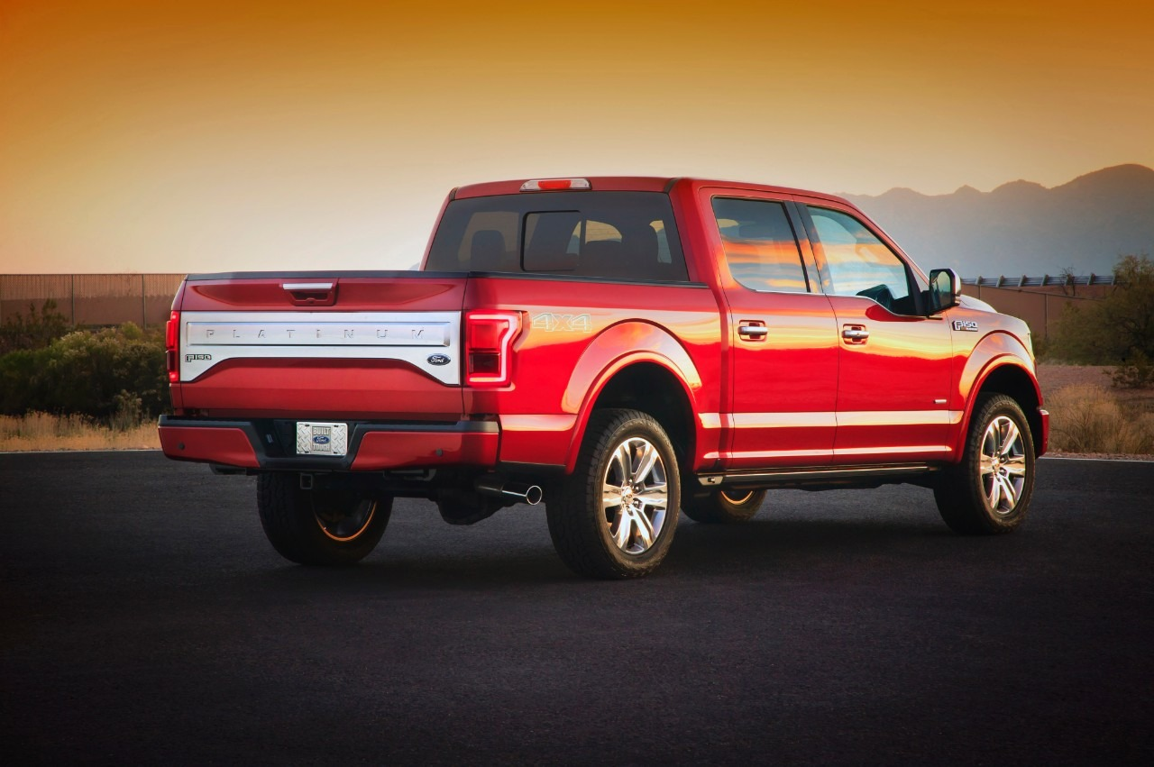 2015 Ford F-150 Recall 2