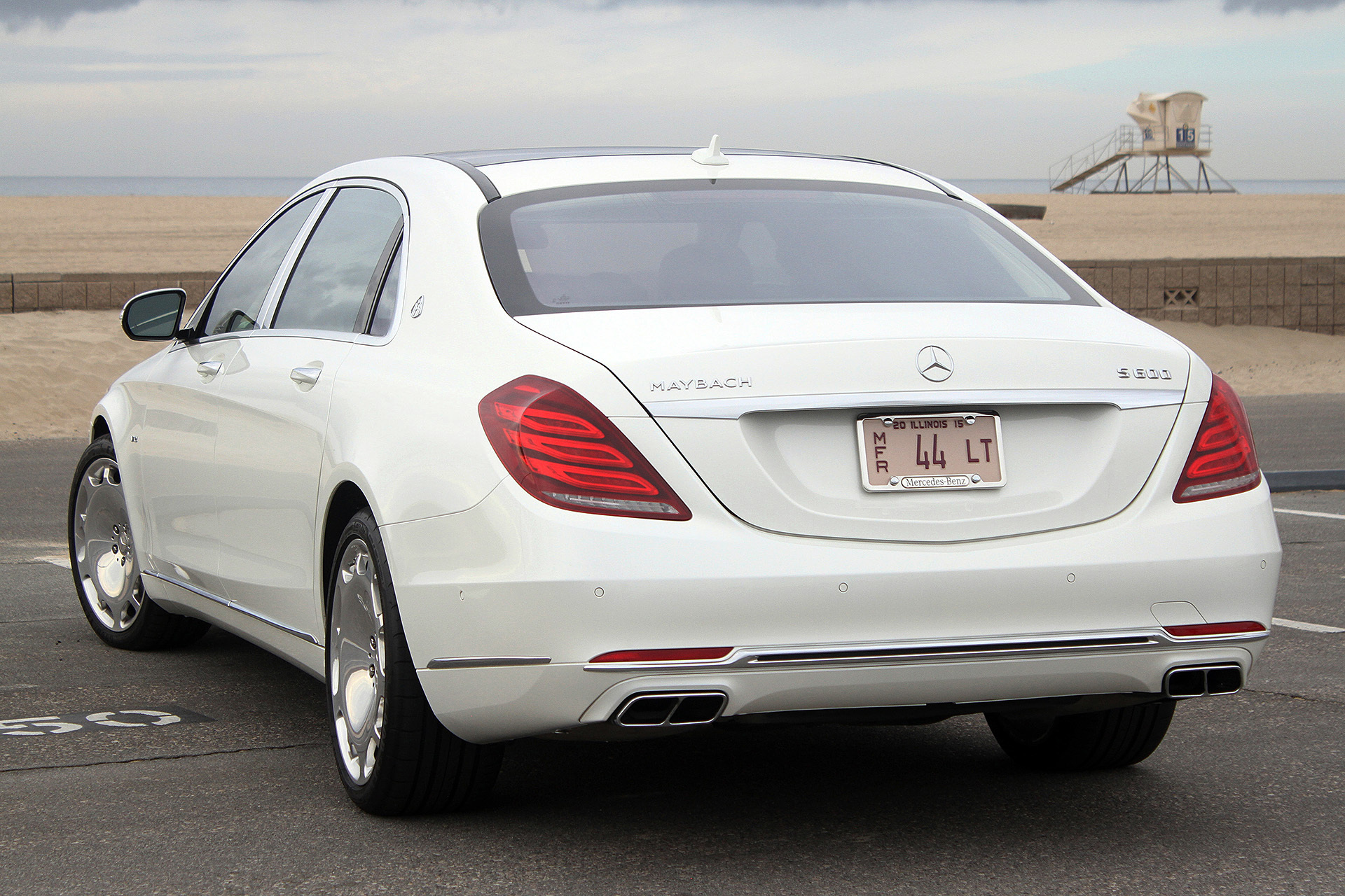 2016 Mercedes Maybach S600 Opulence In Motion 4