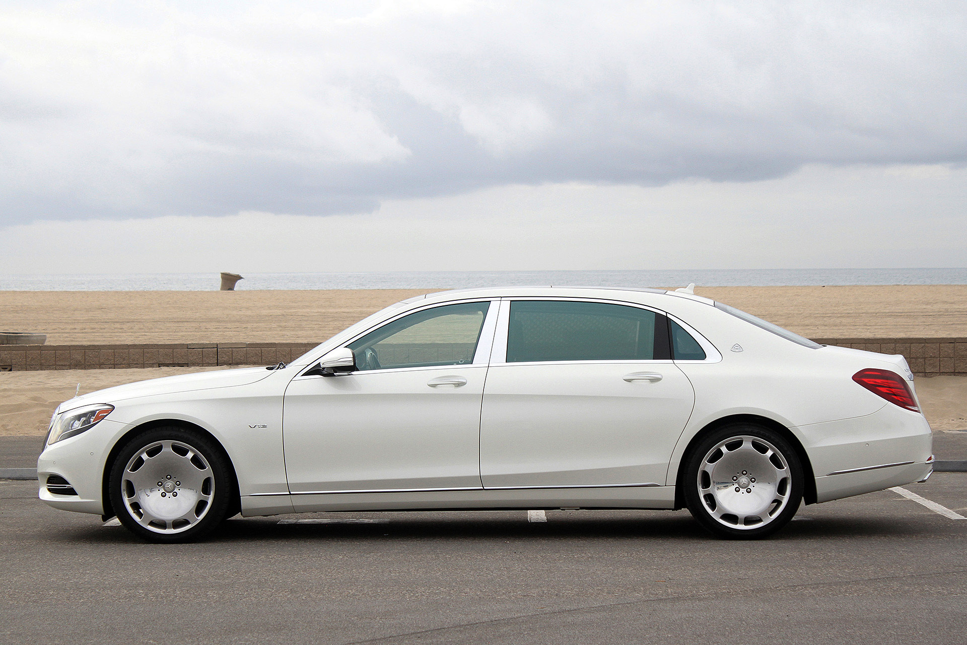 2016 Mercedes Maybach S600 Opulence In Motion 5
