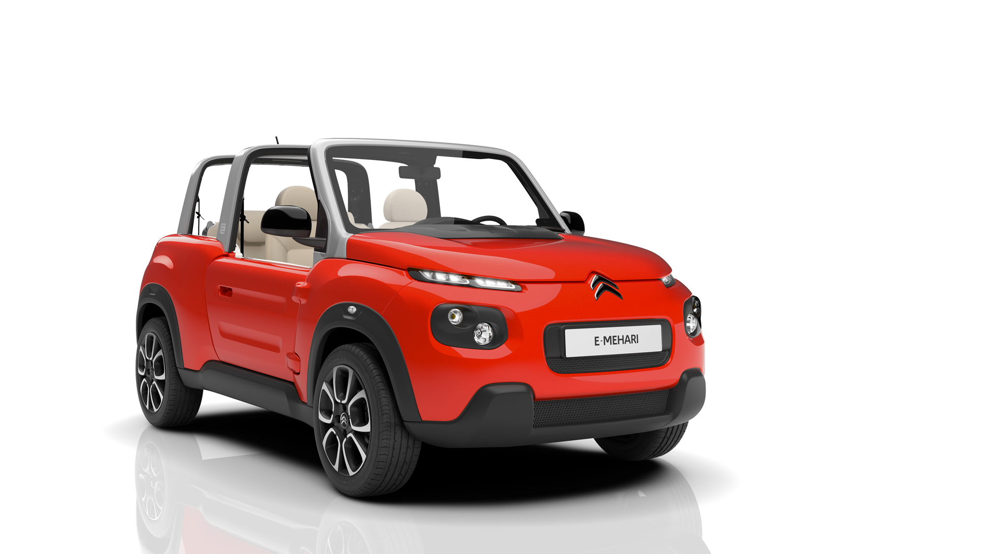 2016 citroen e-mehari cover