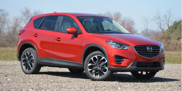2016 MAZDA SUV CX 5 Updates TN