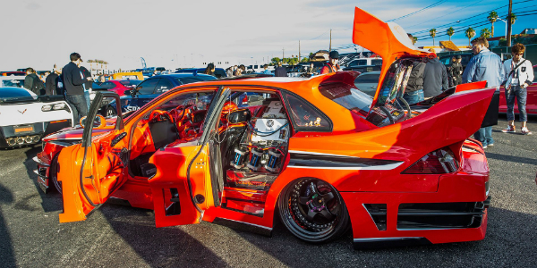 AWKWARD Or Totally AWESOME Most Questionable Self Built Cars SEMA 2015 11