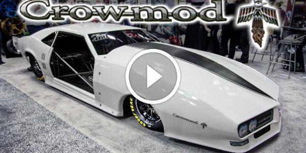 Big Chief Built A Pontiac CROWMOD 2.0 Daddy Dave Goliath 2.0 Street Outlaws 26