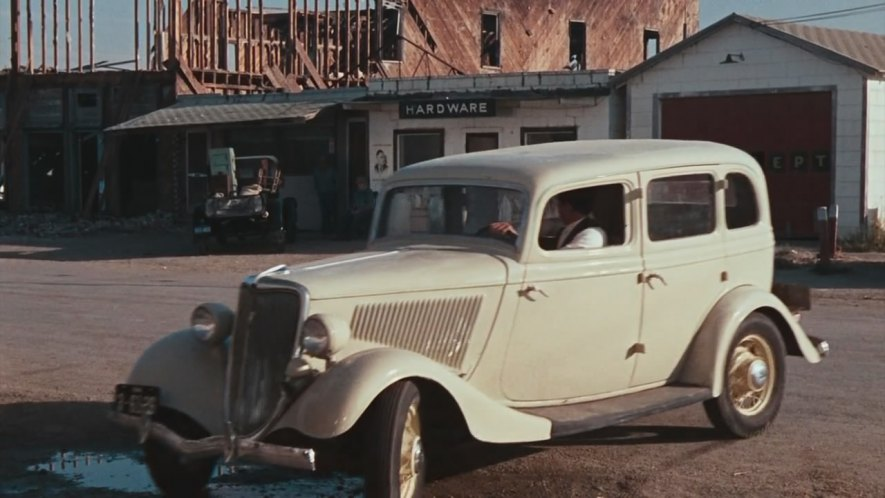 Bonnie & Clyde Were Crazy About Ford V8 Engines!