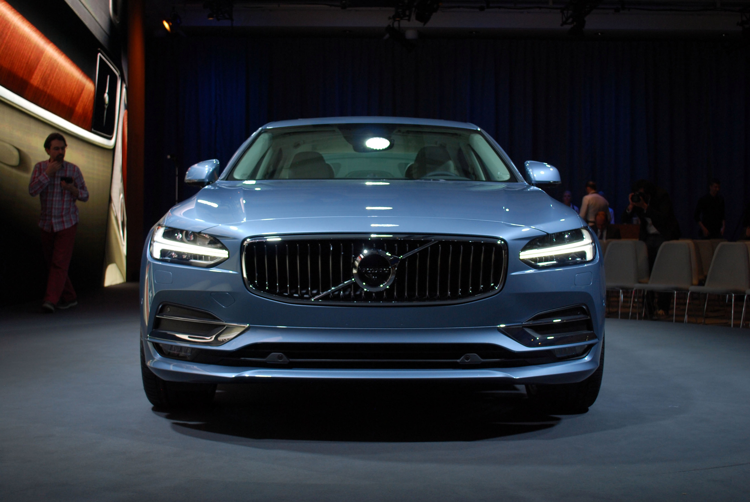Brand New Vehicle From Volvo - S90 2