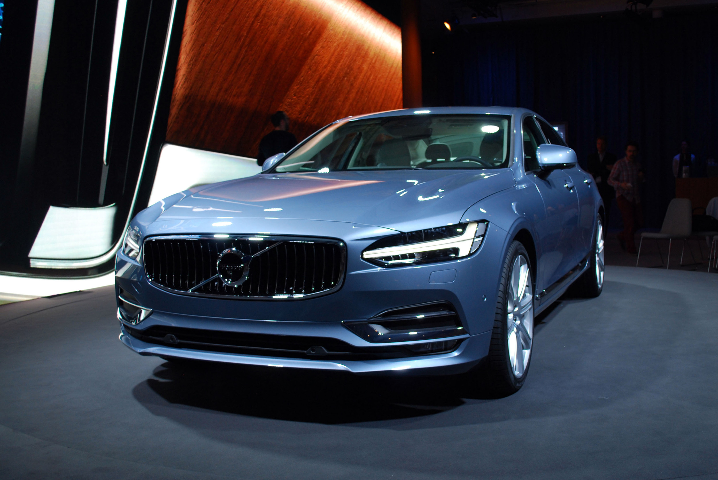 Brand New Vehicle From Volvo - S90 3