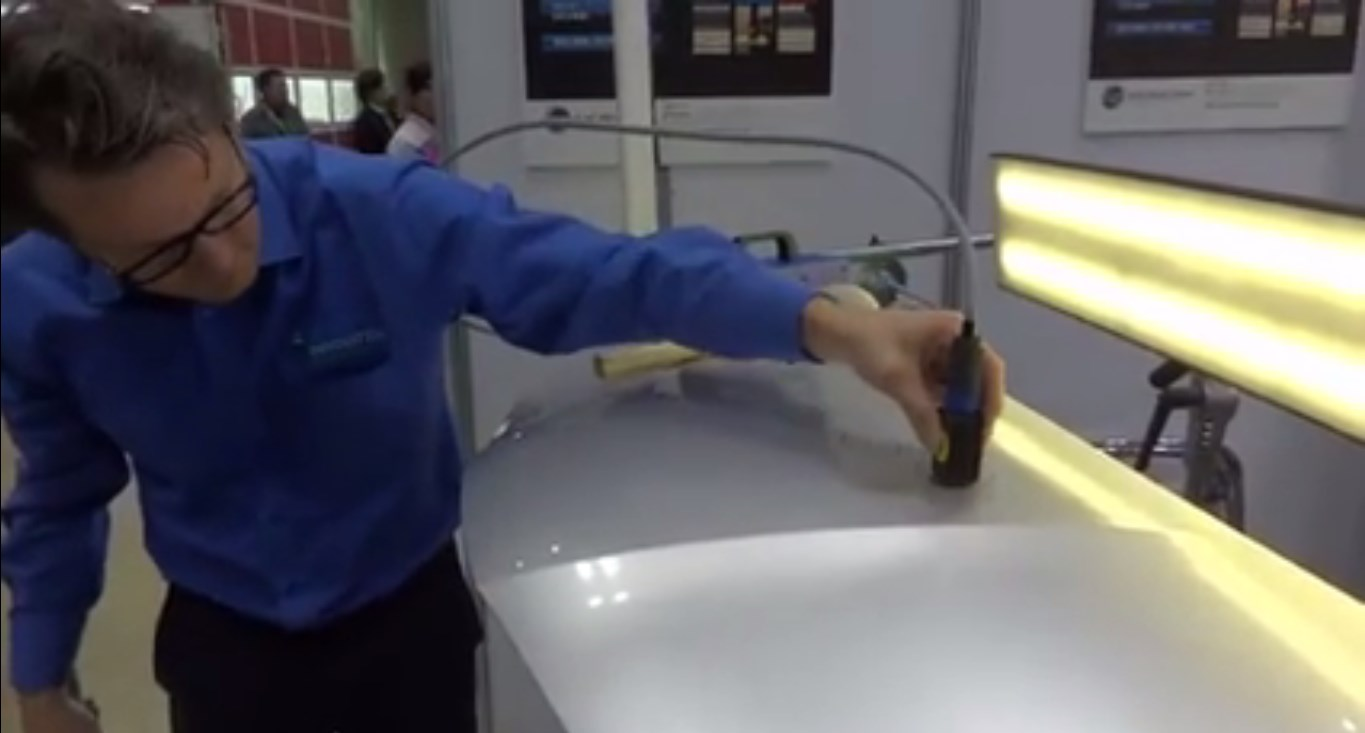 ELECTROMAGNETIC DENT PULLER REMOVE The Small Dents 1