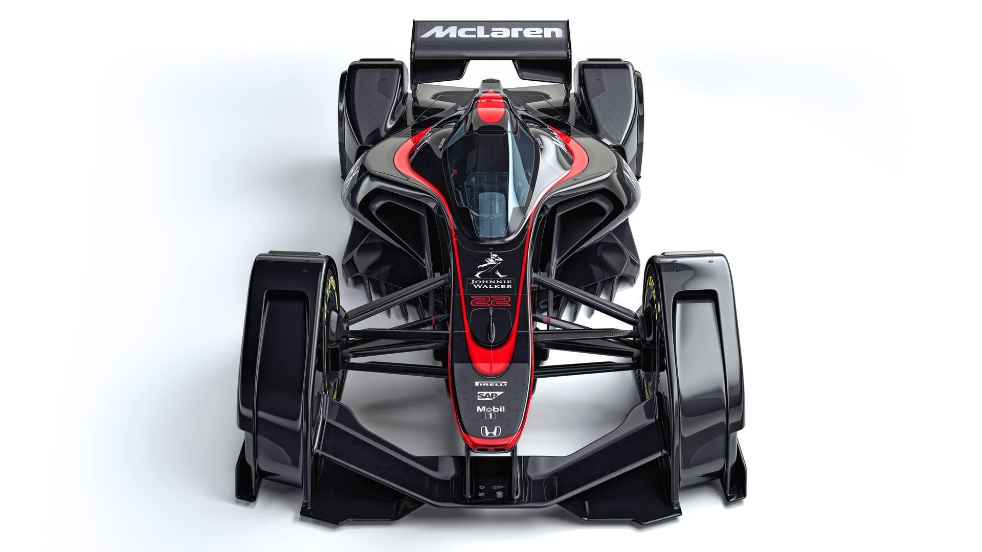 F1 Future - McLaren MP4-X 5