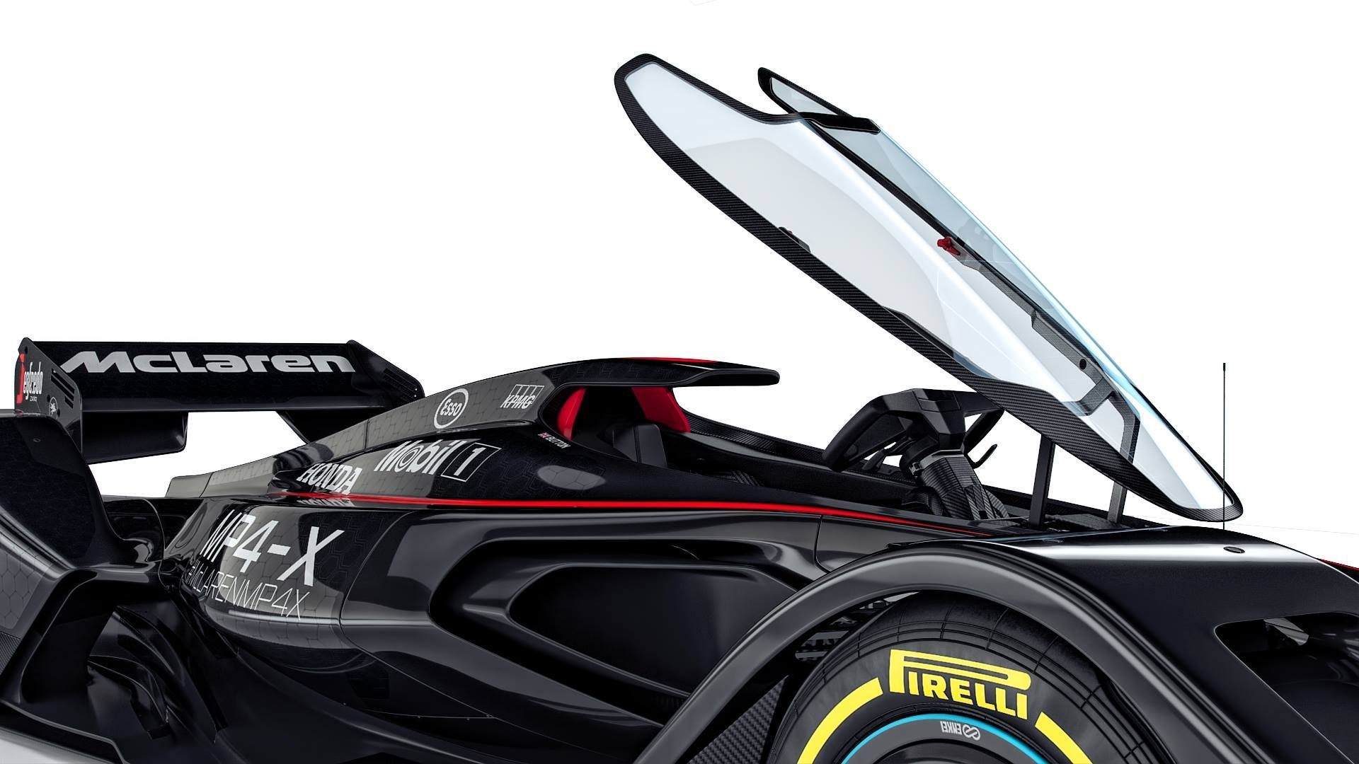 F1 Future - McLaren MP4-X 6