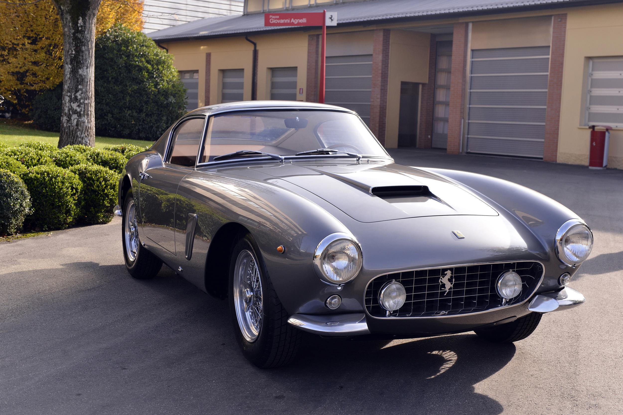 Ferrari 250 GT Resored By Ferrari Classiche 2