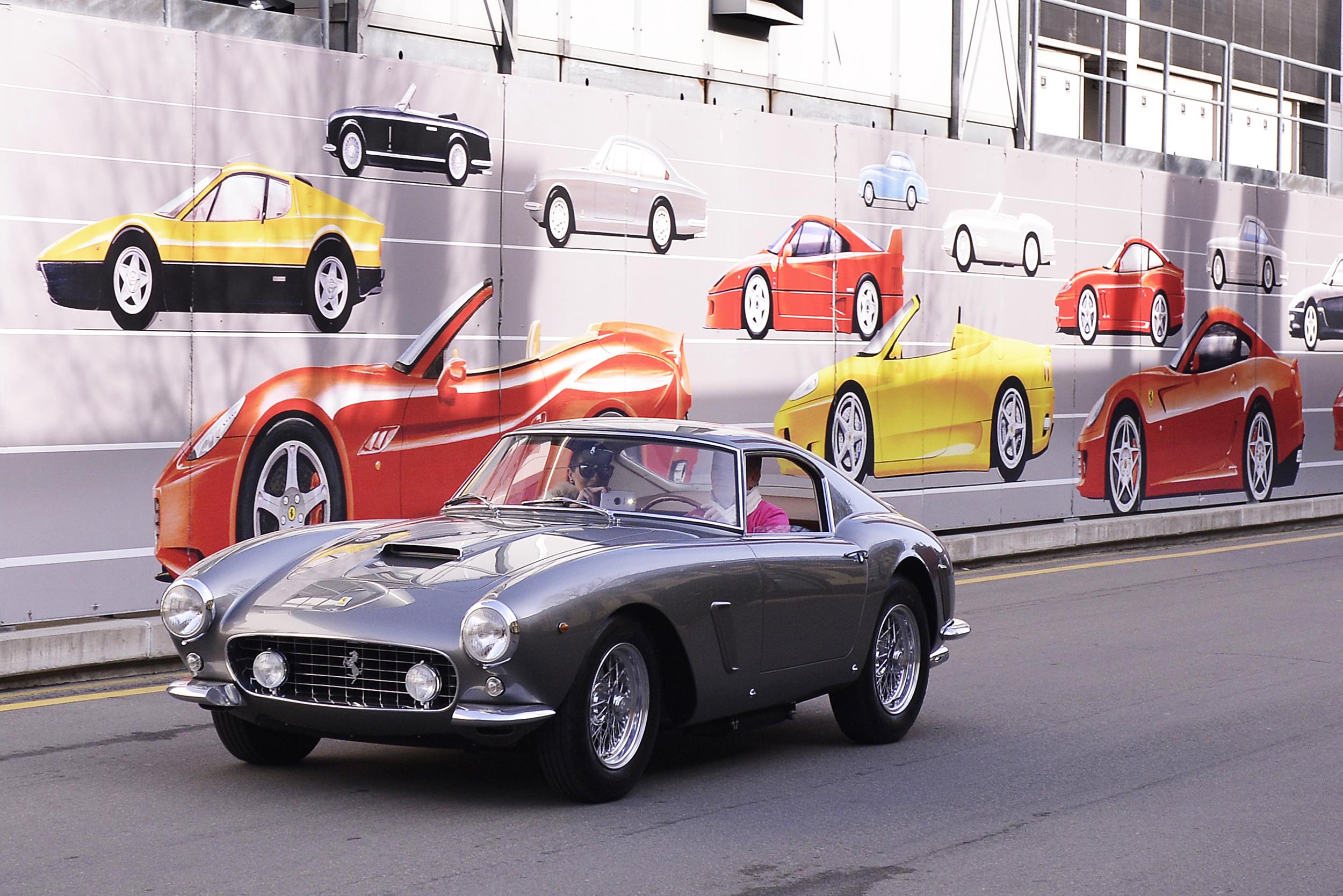 Ferrari 250 GT Resored By Ferrari Classiche 3